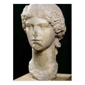 Buste d'Agrippina l'ANNONCE de l'aîné c.37-41 Cartes Postales