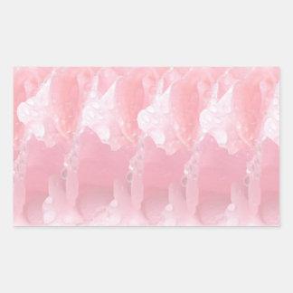 But multi Écrire-sur le métier de papier décoratif Sticker Rectangulaire