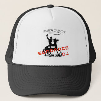 Butch Cassidy et le casquette de Sundance DJ