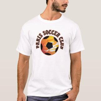 Butin de club du football de Paris T-shirt