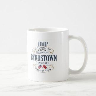 Byrdstown, tasse d'anniversaire du Tennessee 100th