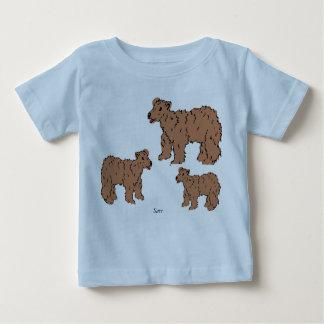 bySarr original d'oeuvre/impression d'art T-shirt Pour Bébé