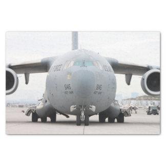 C-17 V2 Papieren zakdoekje Globemaster Tissuepapier