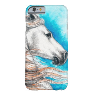 $c-andalusisch Paard Barely There iPhone 6 Hoesje