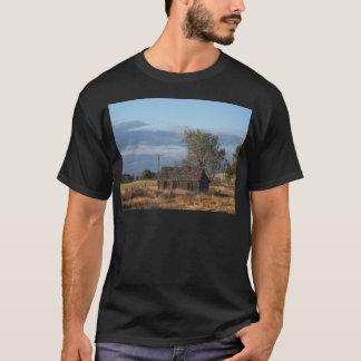 Cabine de ferme t-shirt