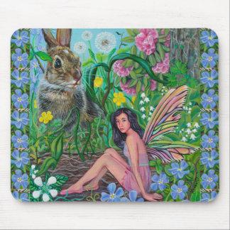 """""""Cachettes"""" MousePad par Kathi Dugan Tapis De Souris"""