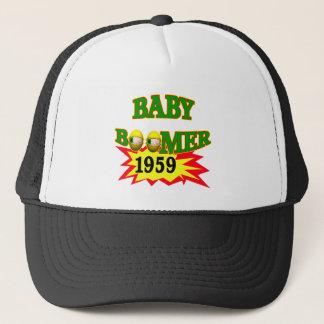 Cadeau de casquette d'anniversaire de baby boomer