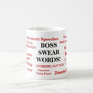 Cadeau de patron - la tasse de patron la plus