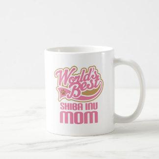 Cadeau de race de chien de maman de Shiba Inu Mug