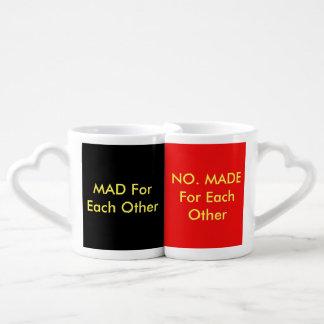 Cadeau de Valentine pour un couple Mug