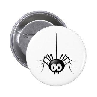 Cadeau mignon de Halloween d'araignée noire Badges Avec Agrafe