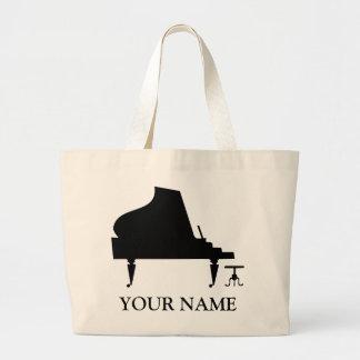 Cadeau personnalisé de musique de sac fourre - tou