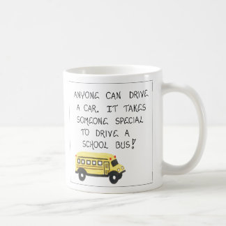 Cadeau pour la tasse de chauffeur de bus -