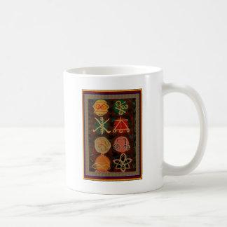 Cadeaux curatifs de symbole de Karuna Reiki de Mug