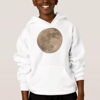 Cadeaux d'astronomie de chemises de pleine lune de