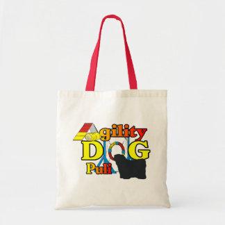 Cadeaux de chemises d'agilité de Puli Tote Bag
