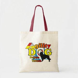 Cadeaux de chemises d'agilité de Tervuren de Belge Tote Bag