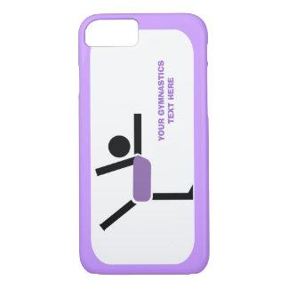 Cadeaux de gymnastique, coutume d'interprète de coque iPhone 7