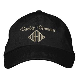 Cadeaux de papa de Dandie Dinmont Terrier Casquette Brodée