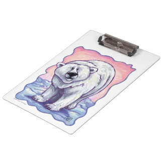 Cadeaux et accessoires d'ours blanc