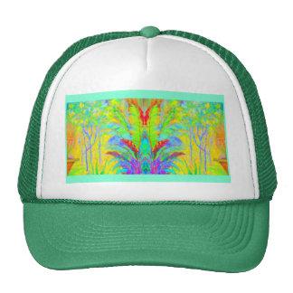 Cadeaux exotiques tropicaux de jardins par Sharles Casquette