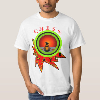 Cadeaux Geeky de T-shirt de TIGE d'échecs