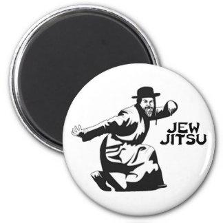 Cadeaux juifs de Mitzvah de barre de l'aimant | de Magnet Rond 8 Cm