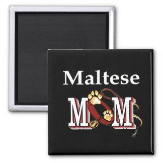 Cadeaux maltais de MAMAN Aimant