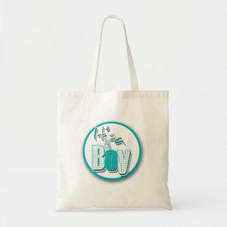 Cadeaux mignons de lapin de bébé pour de nouvelles sac en toile budget