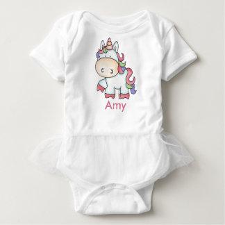 Cadeaux personnalisés de la licorne d'Amy Body