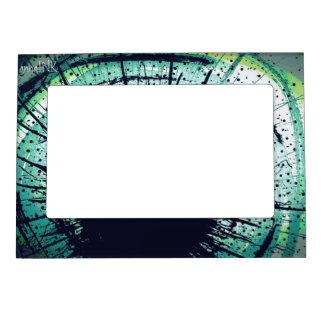 Cadre Magnétique Pour Photo Cadre de tableau abstrait de concepteur