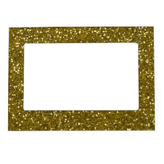 Cadre Magnétique Scintillement à la mode d'or