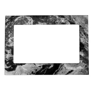 Cadres Magnétiques Cadre de tableau abstrait de concepteur