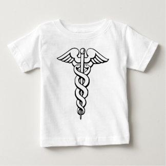 Caduceus Baby T Shirts