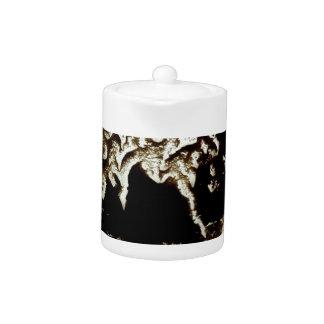 Café dans la conception de pot de maçon
