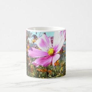 Café de fleurs sauvages d'été/tasse de thé mug
