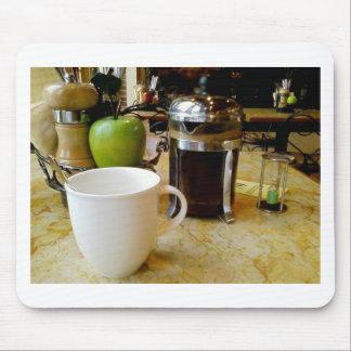 café etc. tapis de souris