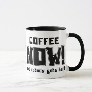 Café MAINTENANT ! - tasse