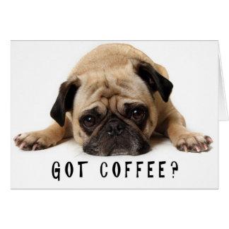 Café obtenu ? Carte de carlin