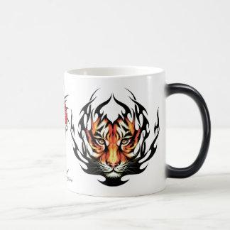 café tribal mug magic