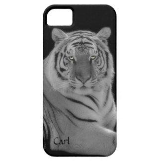 Caisse blanche de téléphone de l'iPhone 5 de photo Étui iPhone 5