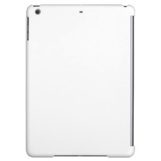 Caisse brillante intuitive d'air d'iPad de cas