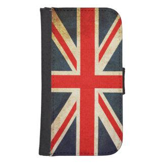 Caisse britannique de portefeuille de la galaxie