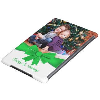 Caisse d'air d'iPad de ruban de photo