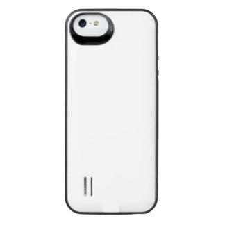 Caisse de batterie rare de galerie de puissance de coque batterie pour iPhone SE/5/5s
