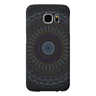 Caisse de la galaxie S6 de Samsung de conception