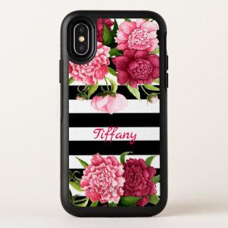 Caisse de l'iPhone X d'Otterbox barrée par