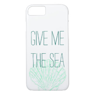 Caisse de plage coque iPhone 8/7