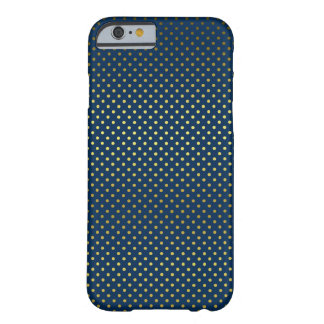 Caisse de pois d'or coque barely there iPhone 6