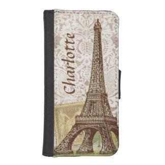 Caisse de portefeuille de galaxie d'iPhone de Tour